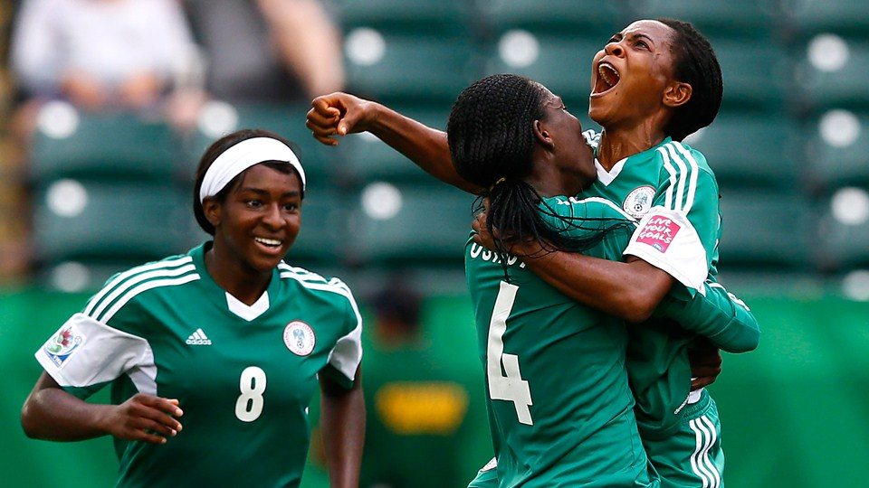 FIFA Female Under-20 World Cup: Rasheedat Puts Nigeria Ahead Of Haiti