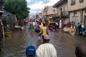 Flood Causes Havoc In Kano: Kills One, Destroys 40 Homes