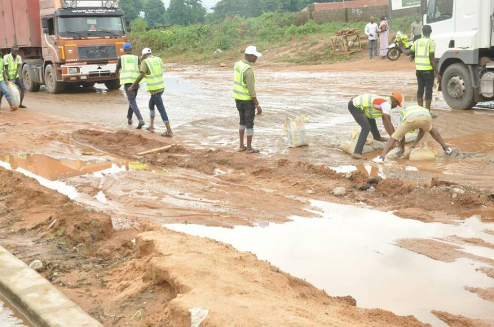 Kogi Youths Berate FG Neglect of Okene - Lokoja Highway