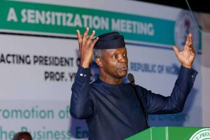 The Battle For 2019 Is Between The Good And Evil - Ag President Osinbajo