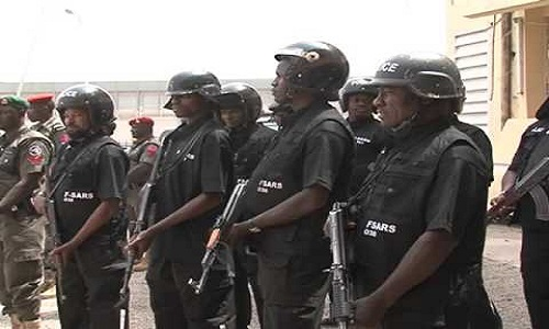 Presidential Order: IGP Re-Structures Special Anti-Robbery Squad