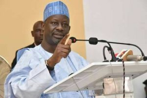 2019: I Will Contest For PDP Presidential Ticket - Gov Dankwambo