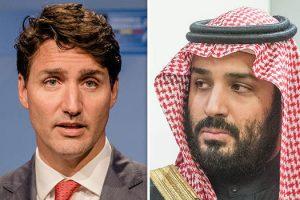 Diplomatic Row: Saudi Arabia Gives Canadian Ambassador 24 Hours To Leave